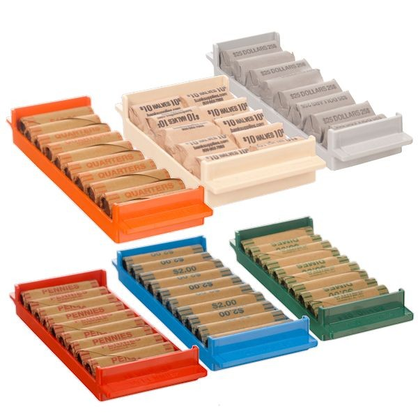 Port-a-Count Coin Storage Trays