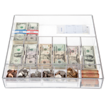 category Clear Money Trays