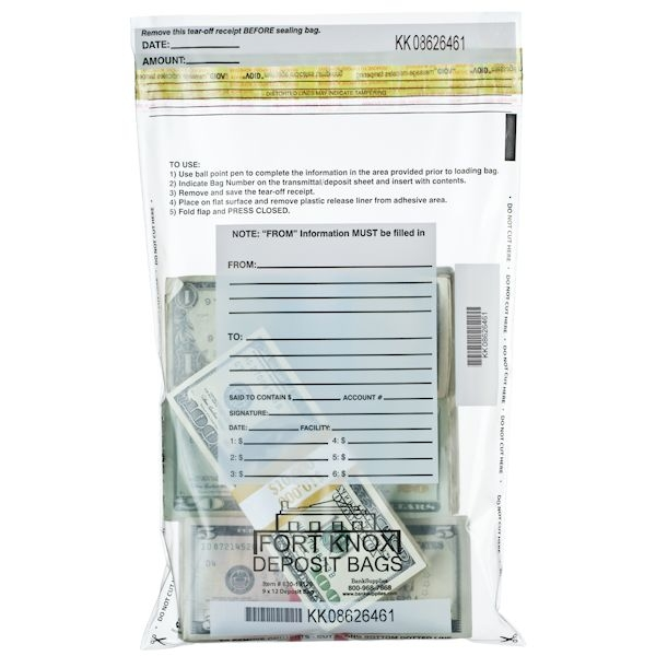category Deposit Bags