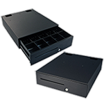 category Series 100 Electronic Cash Drawers - 16W X 4.9H X 19.5D