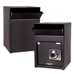 category Front & Rear Loading Depository Safes