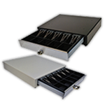 category EP-125NKL2 Electronic Cash Drawer - 18.8W x 4.59H x 19.7D