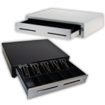 category EP-125NK-M Electronic Cash Drawer - 18.8W x 4.58H x 15.2D