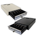 category EP-127NK-M Electronic Cash Drawer - 18.8W x 5.64H x 18.2D