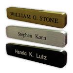 category Nameplates