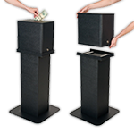 category Pedestal Tip Boxes