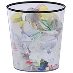 category Clear Trash Cans